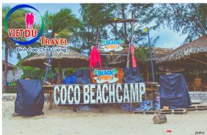 Tour Coco Beach Camp Lagi 2 ngày 1 đêm
