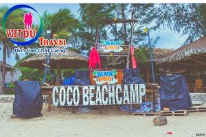 Tour Coco Beach Camp Lagi 2 ngày 1 đêm – Ngủ Phòng