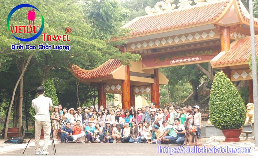Tour Long Hải 1 ngày