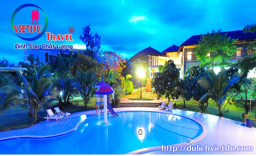 Tour Lagi - Phan Thiết 3 ngày 2 đêm