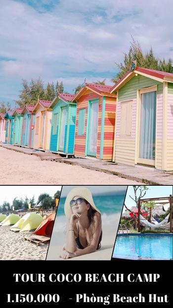 Tour Coco Beach Cam