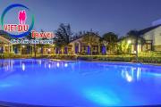 Tour nghỉ dưỡng Hồ Tràm 2 ngày 1 đêm – Resort Carmelina 4 sao