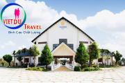 Tour Lagi 2 ngày 1 đêm – Resort Cam Bình 2 sao