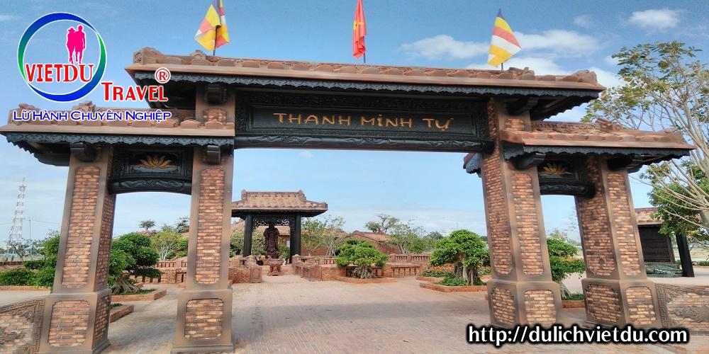 Tour Phan Thiết Hòn Rơm Resort 4 sao