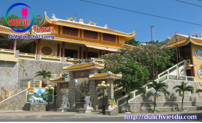 Tour Long Hải 2 ngày 1 đêm giá rẻ
