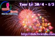 Tour Long Hải 2 ngày 1 đêm Lễ 30/4/2021