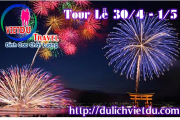Tour Bình Châu Hồ Cốc 2 ngày 1 đêm Lễ 30/4/2021