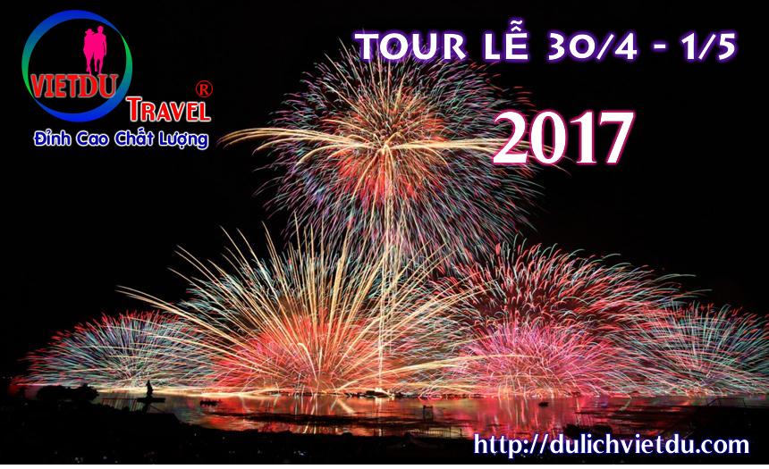 Tour Lễ 30/4/2017 Nha Trang 4 ngày 3 đêm
