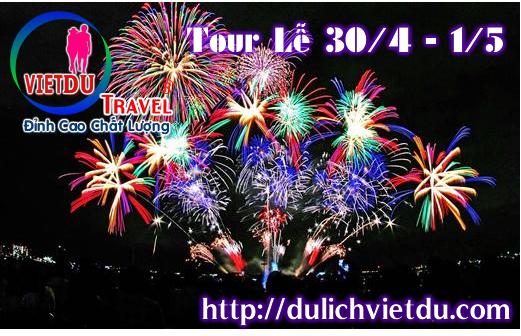 Tour Nha Trang 3 ngày 2 đêm Lễ 30/4/2018