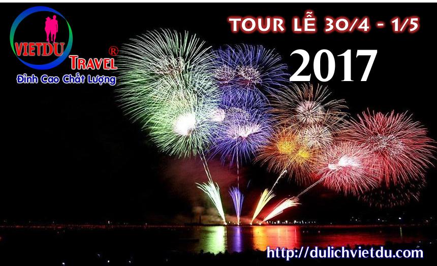 Tour Bình Châu Hồ Cốc Lễ 30/4/ - 1/5/2017