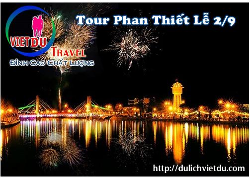 Tour Phan Thiết Mũi Né Lễ 2/9/2021