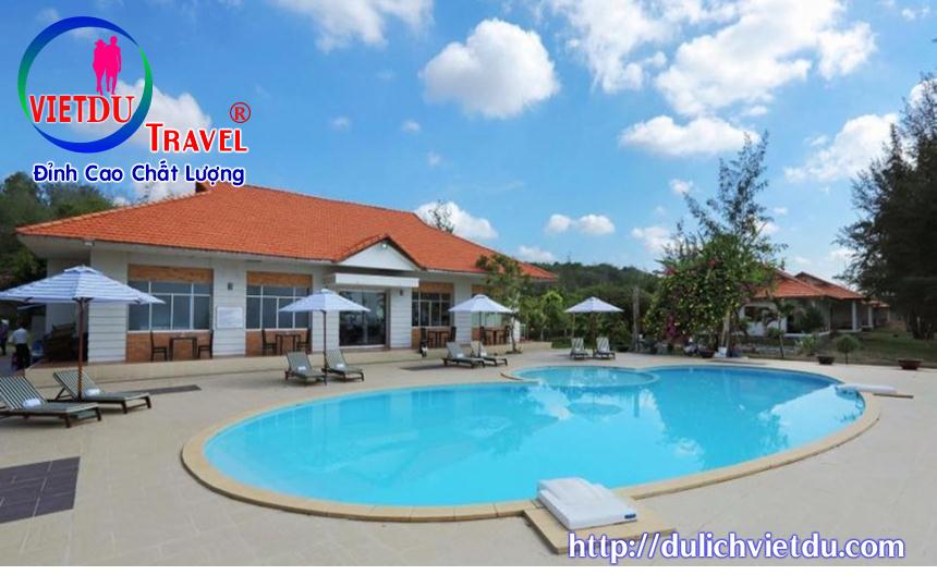 Tour Hàm Thuận Nam 2 ngày 1 đêm giá rẻ – Resort Sky Star 3 sao