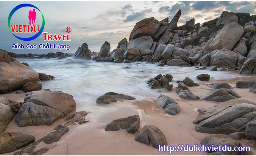 Tour Hàm Thuận Nam 2 ngày 1 đêm giá rẻ