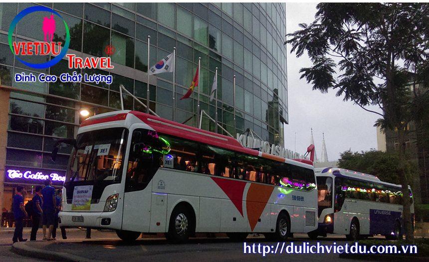 Tour Tết 2019 Phan Thiết 3 ngày 2 đêm