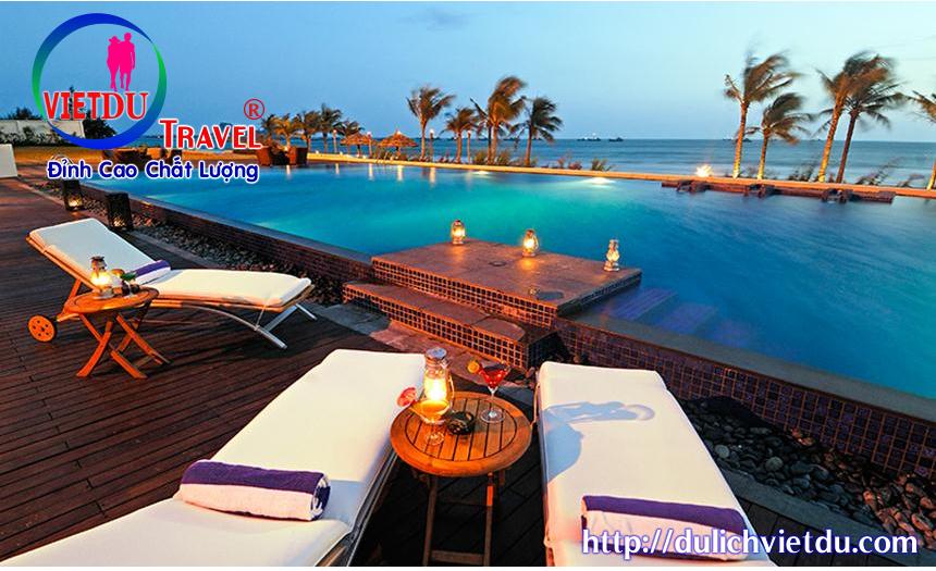 Tour Hàm Thuận Nam 2 ngày 1 đêm – RESORT PRINCESS D'AN NAM 5 Sao