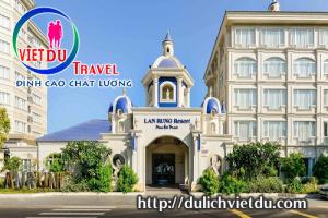 Tour Long Hải 2 ngày 1 đêm – Resort LAN RỪNG & SPA 4 sao