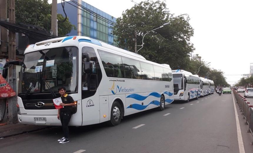 Tour Vũng Tàu 2n1d
