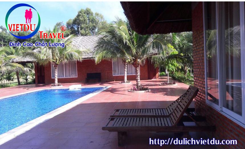 Tour Phan Thiết 2 ngày 1 đêm – Resort Suối Hồng 3 sao