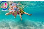 Tour Nha Trang 3 ngày 3 đêm – Tham quan 4 đảo
