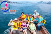 Tour Đảo Bình Ba – Nha Trang 3 ngày 3 đêm – BBQ Hải Sản