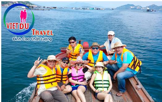 Tour Đảo Bình Ba - Nha Trang 3 ngày 3 đêm