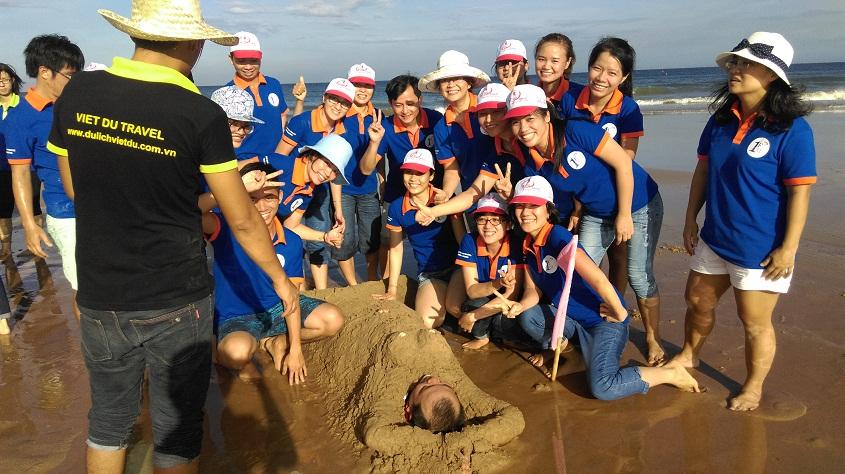 Chương trình Team Building Phan Thiết