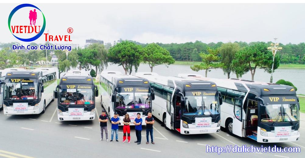 Xe du lịch Việt Du