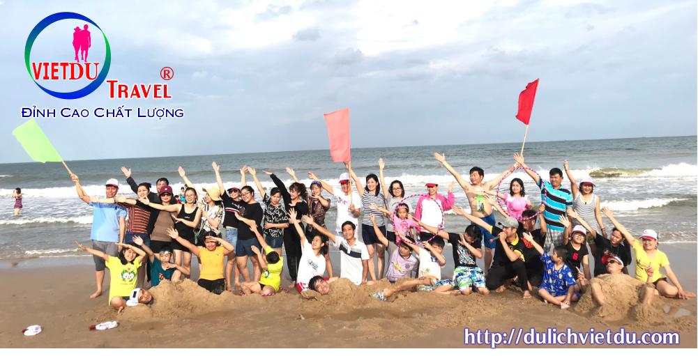 Team Building Phước Hải