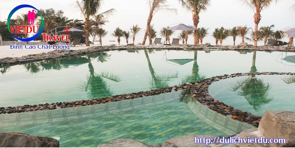 Tắm Hồ Bơi tại Phan Thiết
