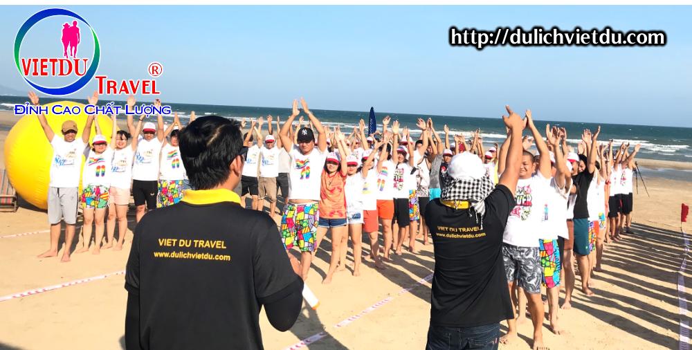 Team Builidng Tour Phan Thiết