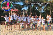 Tour Ninh Chữ Vĩnh Hy 2 ngày 2 đêm – Team Building -Lửa Trại