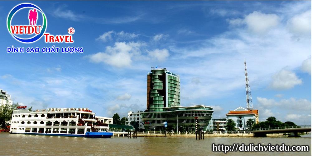 Tour KDL Lan Vương – Cần Thơ 2 ngày 1 đêm