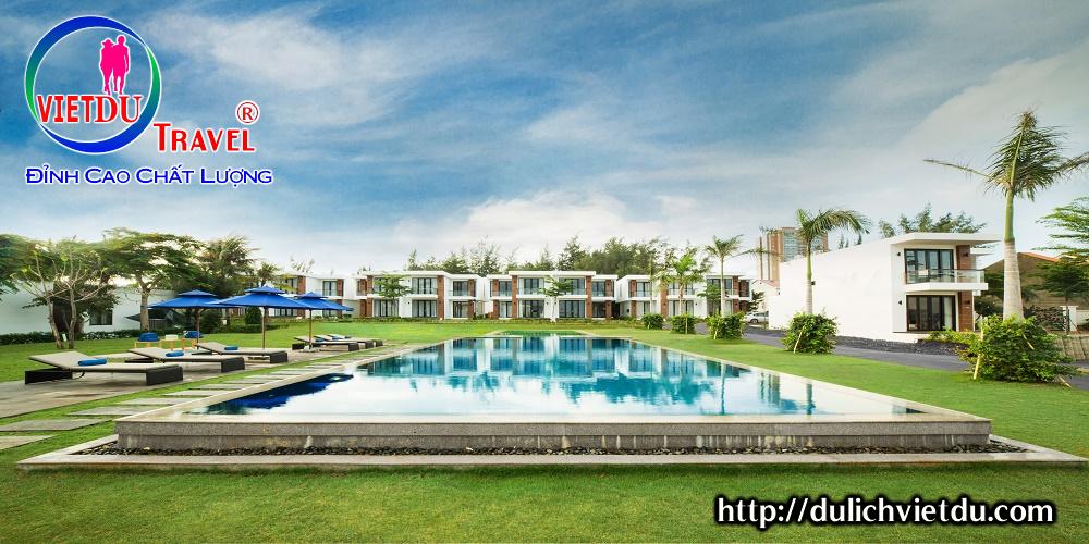 Tour Long Hải 2 ngày 1 đêm – Resort Saint Simeon & Spa 5 sao