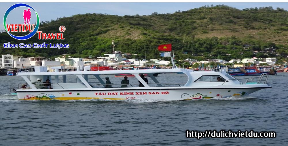 Tour Ninh Chữ Vịnh Hy 2 ngày 2 đêm