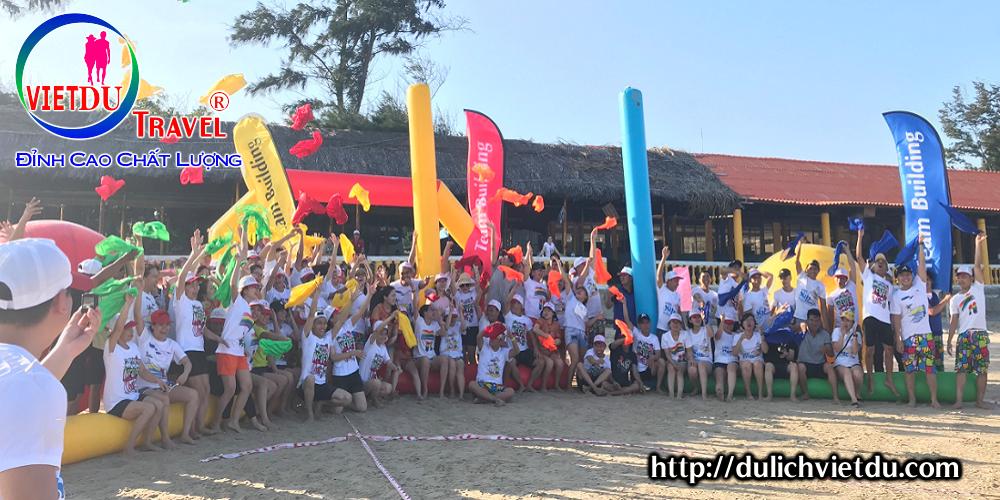 Tổ chức Team Building Phước Hải