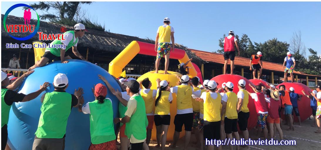 Team Building Tour Hồ Cốc Bình Châu 1 ngày