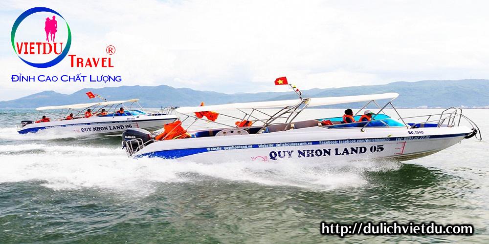 Tour Quy Nhơn Phú Yên 4 ngày 4 đêm ( bằng xe giường nằm )