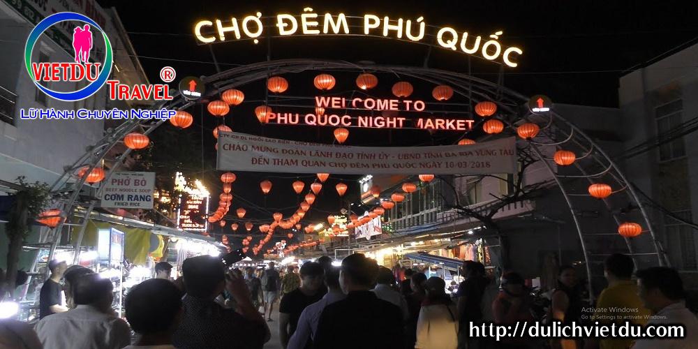 Tour Phú Quốc 3 ngày 3 đêm – đi bằng xe