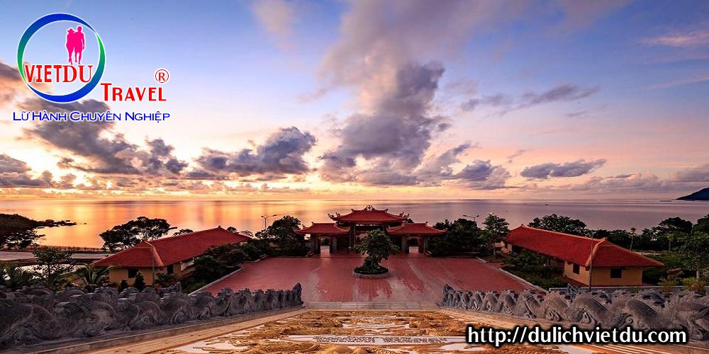 Tour Phú Quốc 3 ngày 3 đêm đi bằng xe