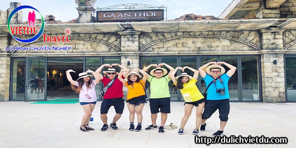 Tour Phú Quốc 2 ngày 1 đêm