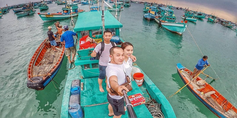 Làng Chài Hàm Ninh Phú Quốc
