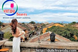Tour Đà Nẵng – Cù Lao Chàm – Hội An – Bà Nà Hills 3 ngày 2 đêm