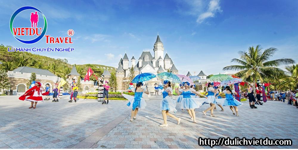 Tour Phú Quốc 4 ngày 4 đêm đi bằng xe