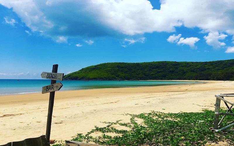 Bãi Biển ĐầmTrầu Côn Đảo