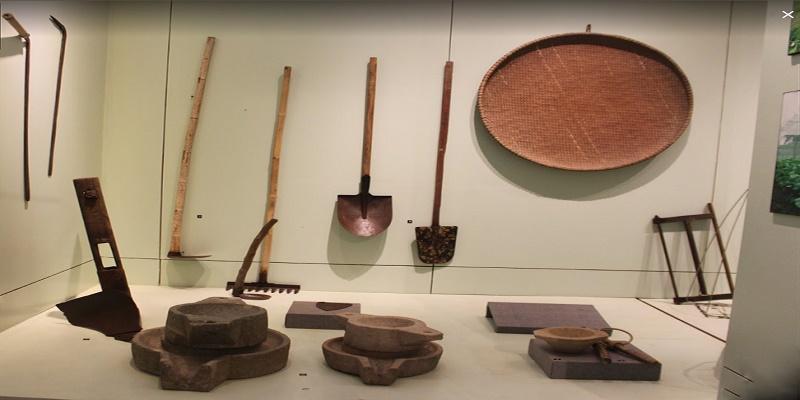 Những dụng cụ lao động trong cuộc sống của người dân Côn Đảo