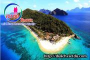 Tour Côn Đảo 3 ngày 2 đêm bao gồm vé máy bay