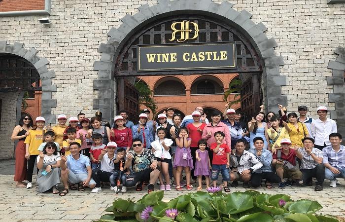 Lâu đài rượu vang Sealink