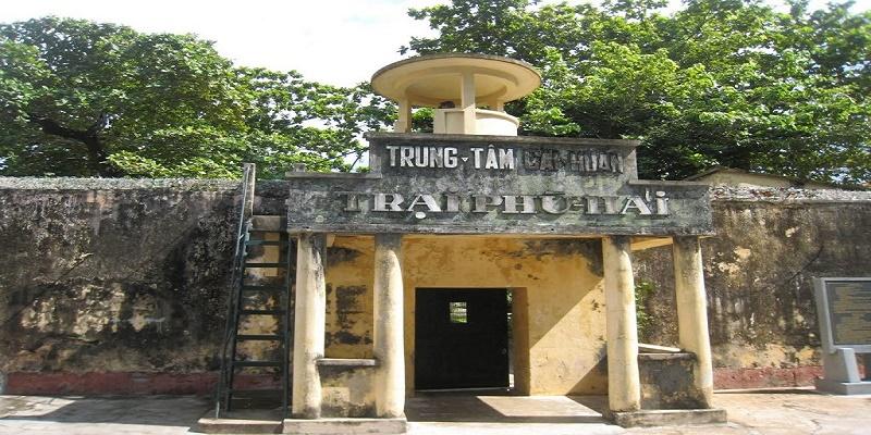 Trại Tù Phú Sơn, Phú Hải Côn Đảo