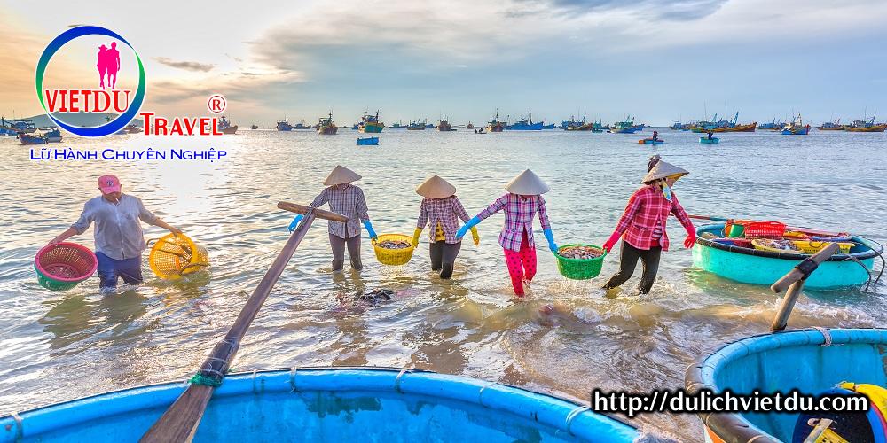 Tour Phan Thiết – Hòn Rơm – Mũi Né 3 ngày 2 đêm – Resort 3 sao