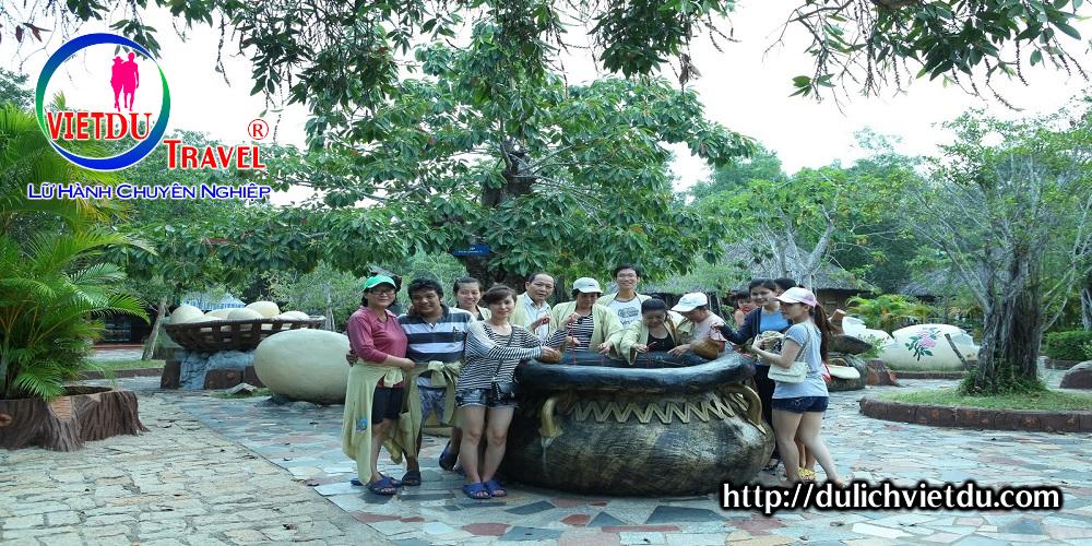 Tour Bình Châu – Hồ Cốc 3 ngày 2 đêm – Resort 4 sao